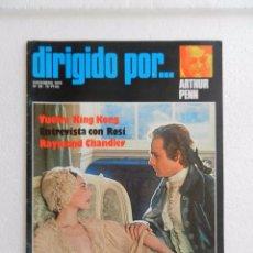 Cine: REVISTA DE CINE DIRIGIDO POR Nº 39 DICIEMBRE 1976. ARTHUR PENN. . Lote 96570095