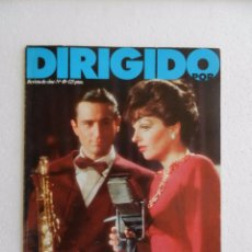 Cine: REVISTA DE CINE DIRIGIDO POR Nº 49 DICIEMBRE 1977. RICHARD FLEISCHER. . Lote 96574543