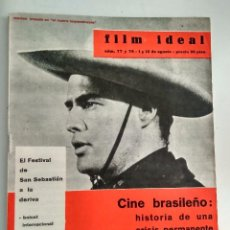 Cine: FILM IDEAL, NRO 77 Y 78. Lote 96775995