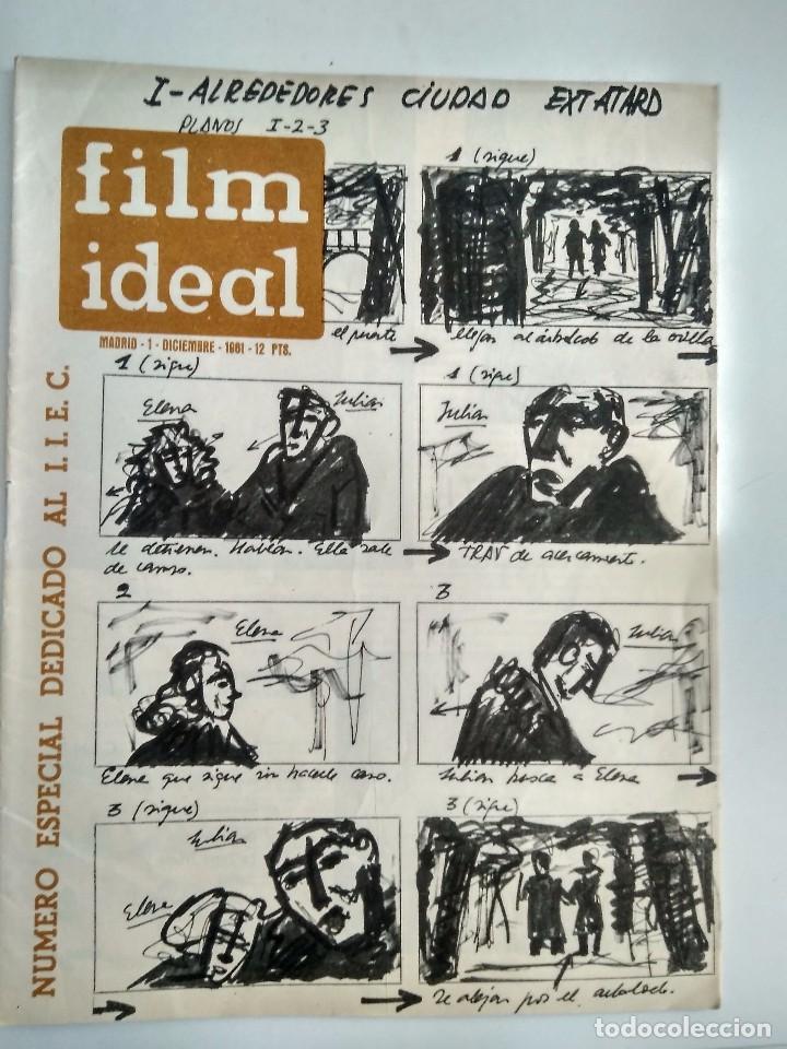 FILM IDEAL, NRO 85, AÑO 1 DIC 1961 (Cine - Revistas - Film Ideal)