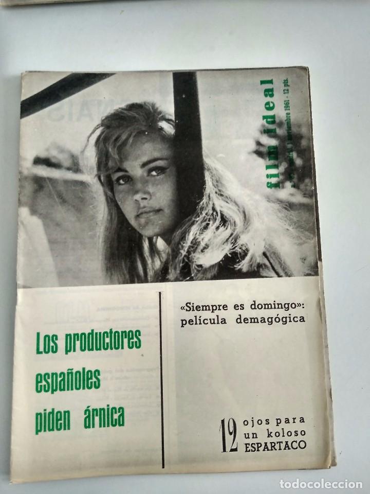 FILM IDEAL, NRO 83, 1 NOV 1961 (Cine - Revistas - Film Ideal)