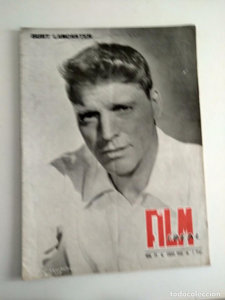 FILM IDEAL, NRO 39, ENE 1960 (Cine - Revistas - Film Ideal)