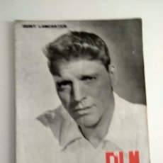 Cine: FILM IDEAL, NRO 39, ENE 1960. Lote 96776843