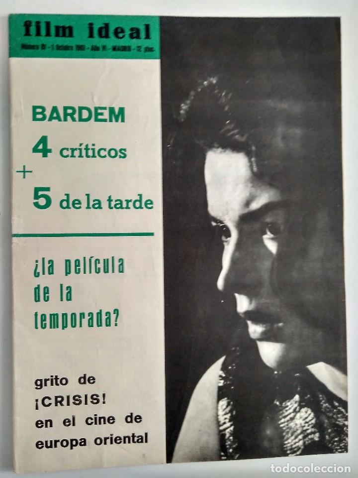 FILM IDEAL, NRO 81, 1 OCT 1961 (Cine - Revistas - Film Ideal)