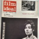 Cine: FILM IDEAL, NRO 84, 15 NOV 1961. Lote 96777551