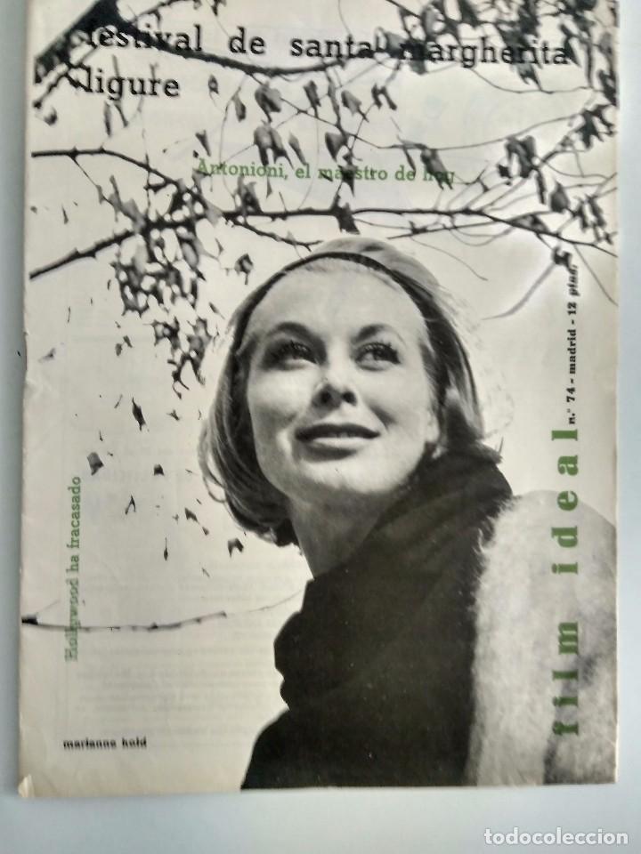 FILM IDEAL, NRO 74 (Cine - Revistas - Film Ideal)