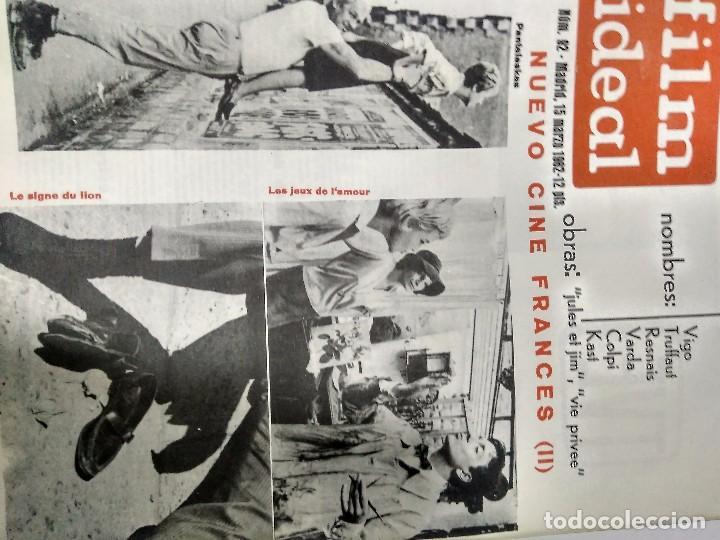 Cine: 24 REVISTAS FILM IDEAL, año 1962 COMPLETO desde nro 87 al 110 - Foto 5 - 97080731