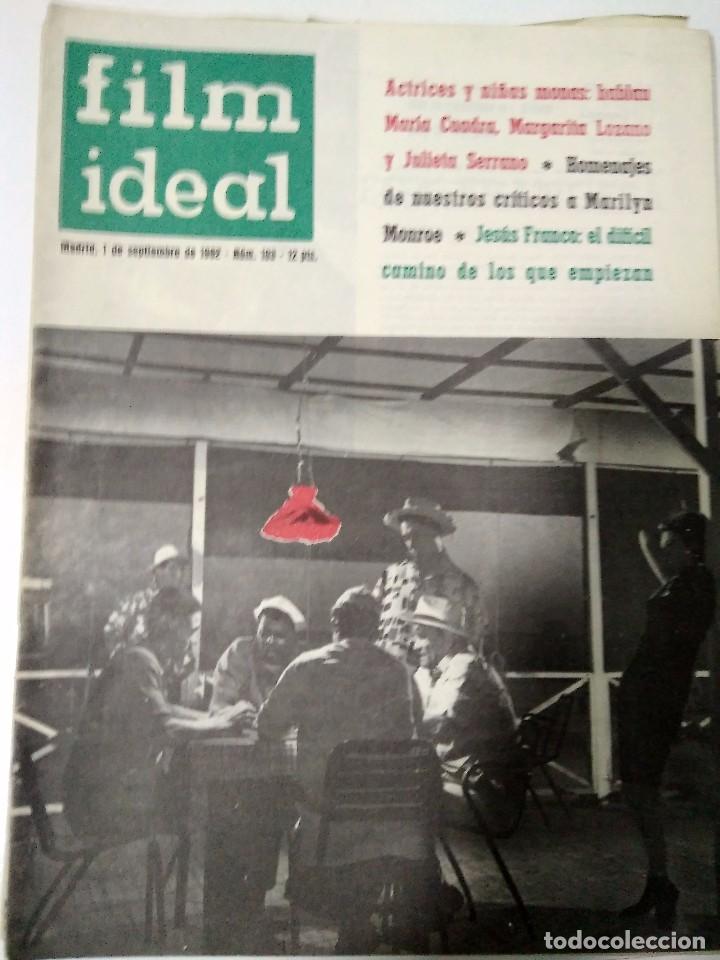 Cine: 24 REVISTAS FILM IDEAL, año 1962 COMPLETO desde nro 87 al 110 - Foto 14 - 97080731