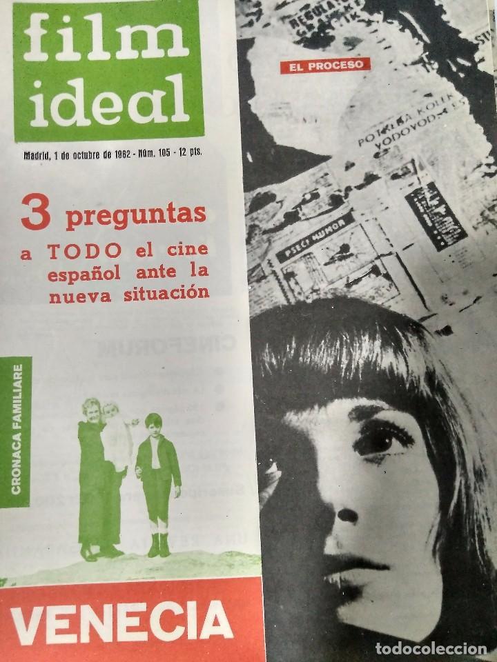 Cine: 24 REVISTAS FILM IDEAL, año 1962 COMPLETO desde nro 87 al 110 - Foto 15 - 97080731