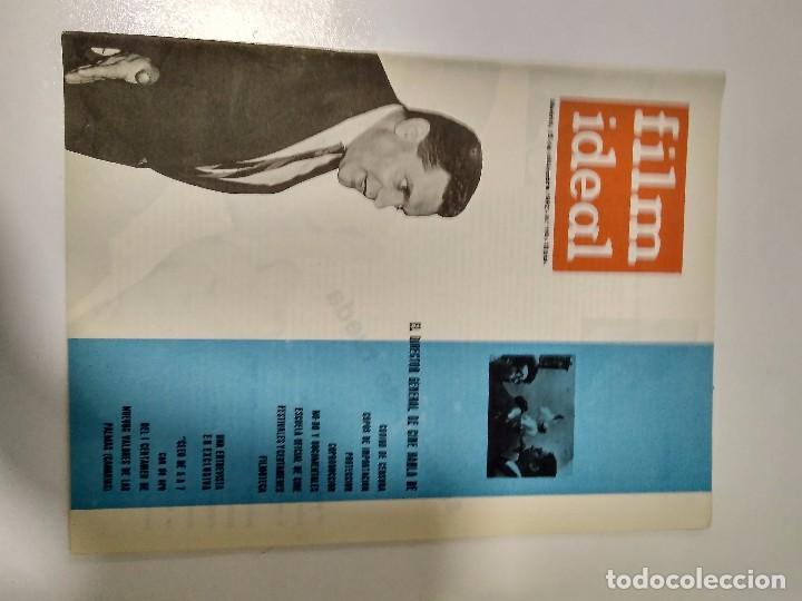 Cine: 24 REVISTAS FILM IDEAL, año 1962 COMPLETO desde nro 87 al 110 - Foto 17 - 97080731