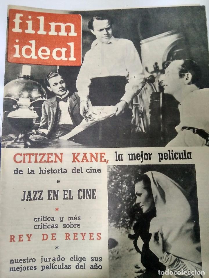 Cine: 24 REVISTAS FILM IDEAL, año 1962 COMPLETO desde nro 87 al 110 - Foto 18 - 97080731