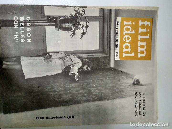Cine: 24 REVISTAS FILM IDEAL, año 1962 COMPLETO desde nro 87 al 110 - Foto 19 - 97080731