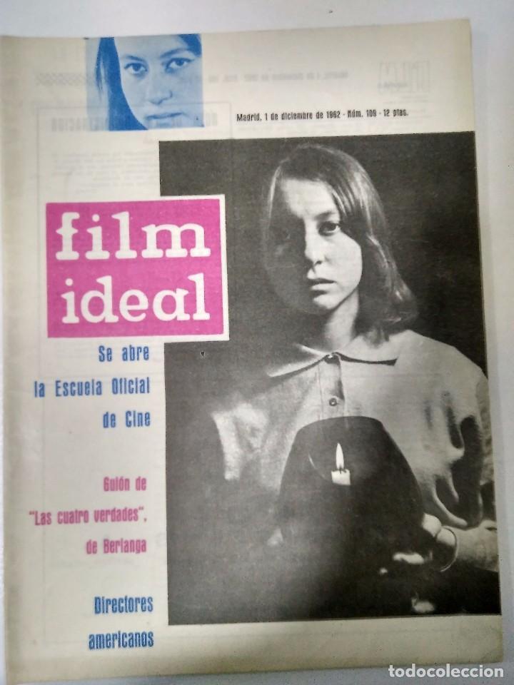 Cine: 24 REVISTAS FILM IDEAL, año 1962 COMPLETO desde nro 87 al 110 - Foto 24 - 97080731