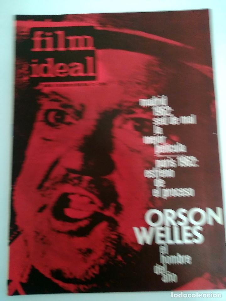 Cine: 24 REVISTAS FILM IDEAL, AÑO 1963 COMPLETO, desde nro. 111 al 133 - Foto 3 - 97248203