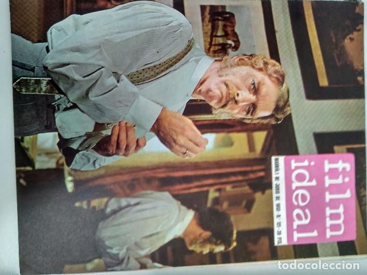 Cine: 24 REVISTAS FILM IDEAL, AÑO 1963 COMPLETO, desde nro. 111 al 133 - Foto 11 - 97248203