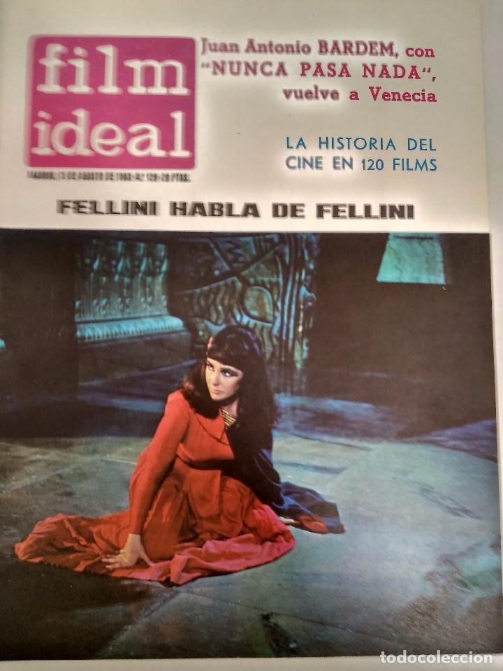 Cine: 24 REVISTAS FILM IDEAL, AÑO 1963 COMPLETO, desde nro. 111 al 133 - Foto 16 - 97248203