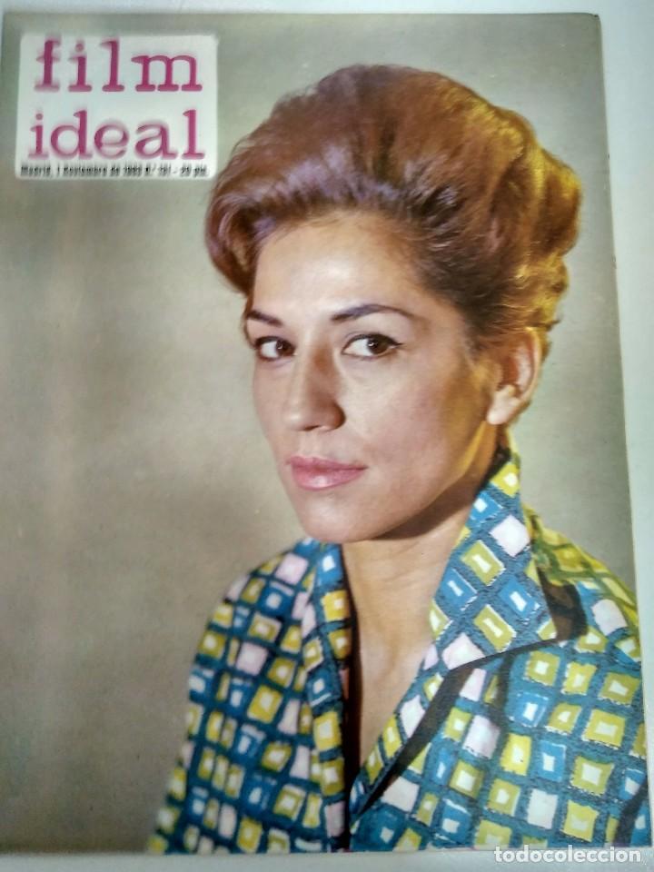 Cine: 24 REVISTAS FILM IDEAL, AÑO 1963 COMPLETO, desde nro. 111 al 133 - Foto 21 - 97248203