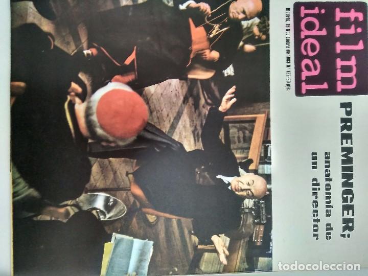 Cine: 24 REVISTAS FILM IDEAL, AÑO 1963 COMPLETO, desde nro. 111 al 133 - Foto 22 - 97248203