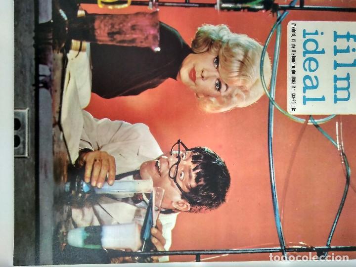 Cine: 24 REVISTAS FILM IDEAL, AÑO 1963 COMPLETO, desde nro. 111 al 133 - Foto 24 - 97248203