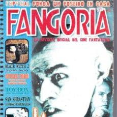 Cine: REVISTA FANGORIA Nº 4--2001. Lote 97398779