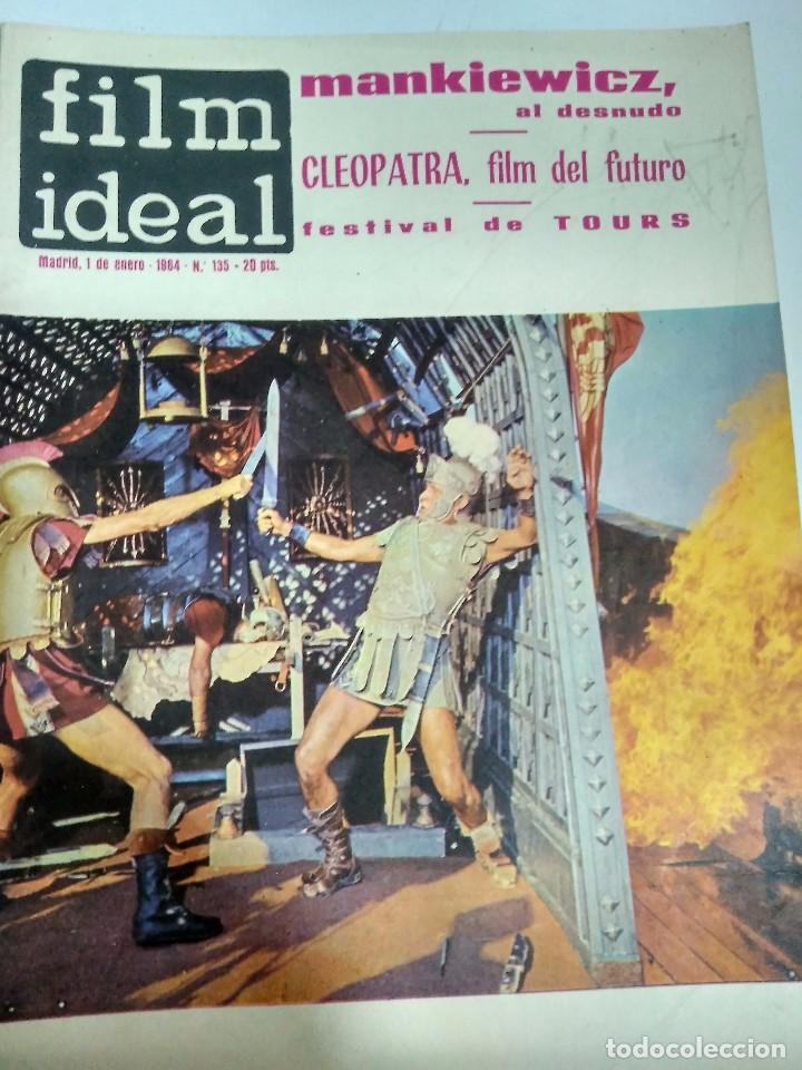 24 REVISTAS FILM IDEAL, AÑO 1964 COMPLETO, DESDE NRO. 135 AL 158 (Cine - Revistas - Film Ideal)