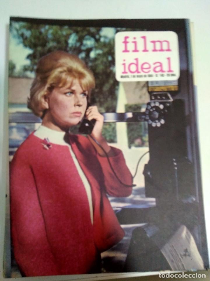 Cine: 24 REVISTAS FILM IDEAL, AÑO 1964 COMPLETO, desde nro. 135 al 158 - Foto 9 - 186134312