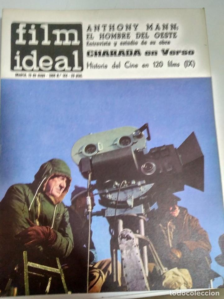 Cine: 24 REVISTAS FILM IDEAL, AÑO 1964 COMPLETO, desde nro. 135 al 158 - Foto 10 - 186134312