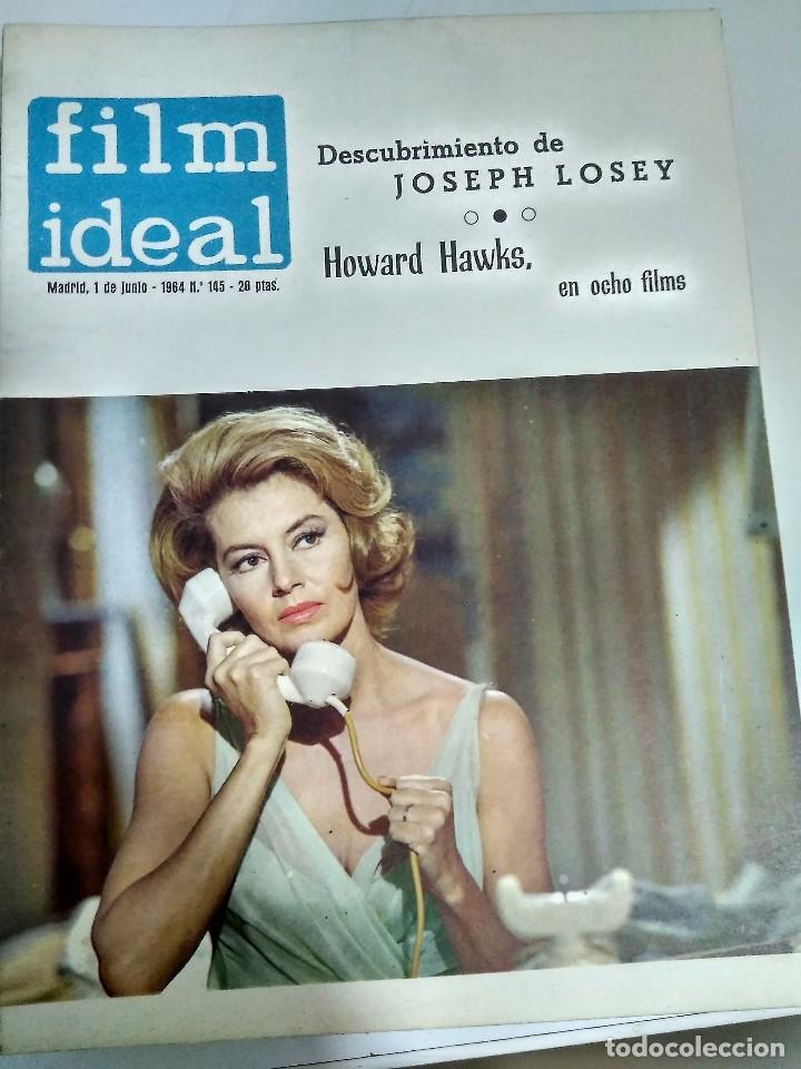 Cine: 24 REVISTAS FILM IDEAL, AÑO 1964 COMPLETO, desde nro. 135 al 158 - Foto 11 - 186134312