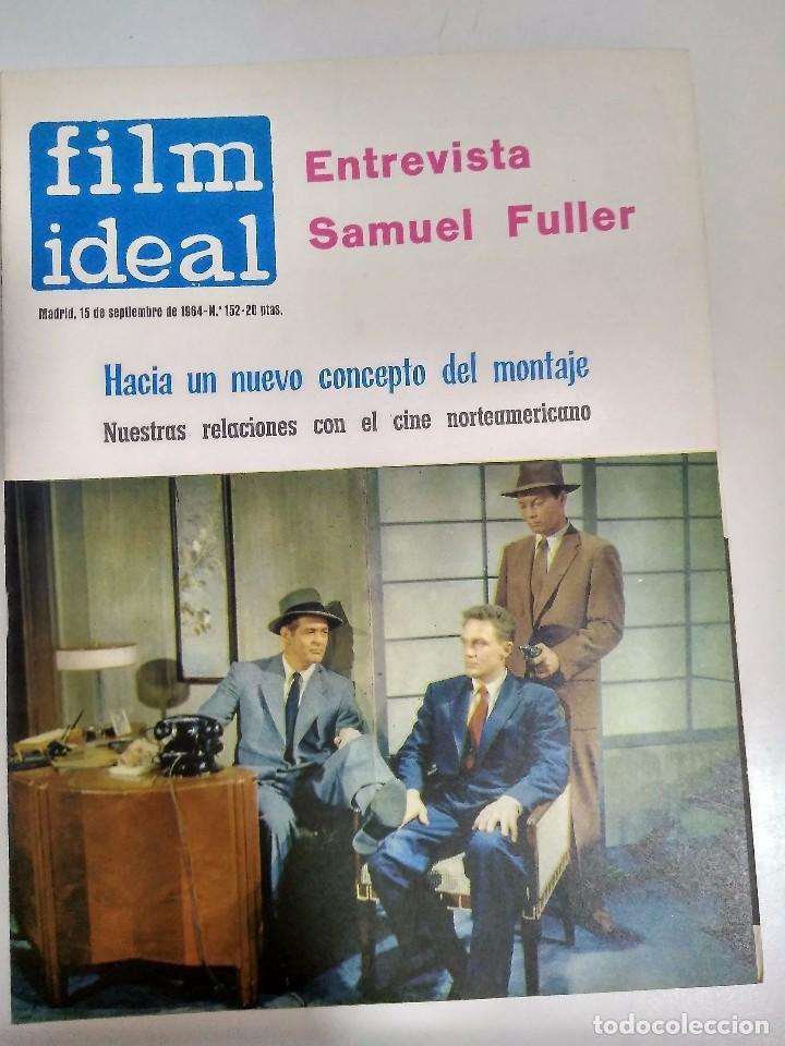 Cine: 24 REVISTAS FILM IDEAL, AÑO 1964 COMPLETO, desde nro. 135 al 158 - Foto 18 - 186134312