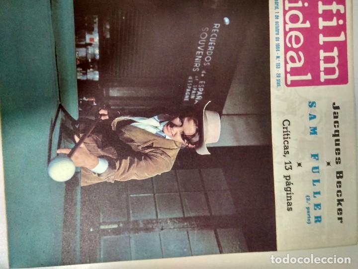 Cine: 24 REVISTAS FILM IDEAL, AÑO 1964 COMPLETO, desde nro. 135 al 158 - Foto 19 - 186134312