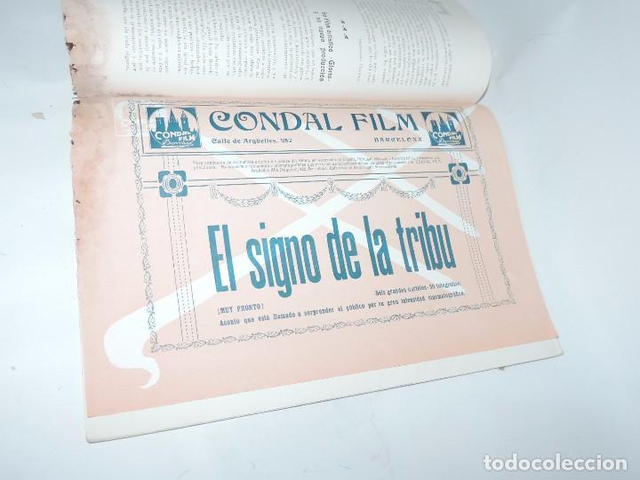 Cine: Publicación ARTE Y CINEMATOGRAFIA, Agosto de 1915, Num. 115, muy ilustrada con toda la actualidad te - Foto 5 - 97574067