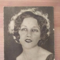 Cine: REVISTA POPULAR FILMS OCTUBRE 1930. Lote 97606987