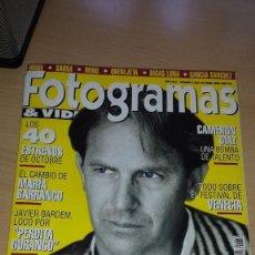 Cine: FOTOGRAMAS Nº 1836 (BIGAS LUNA, SAURA, URIBE, QUEREJETA, MIRO, GARCIA SANCHEZ, JAVIER BARDEM). Lote 97828650
