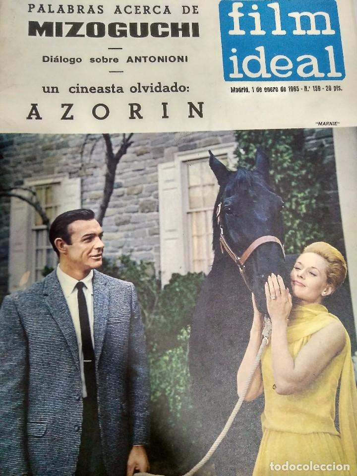 23 REVISTAS FILM IDEAL, AÑO 1965 (FALTA ÚLTIMO NÚMERO) (Cine - Revistas - Film Ideal)