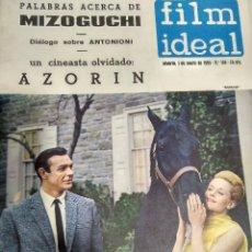 Cine: 23 REVISTAS FILM IDEAL, AÑO 1965 (FALTA ÚLTIMO NÚMERO). Lote 98061883