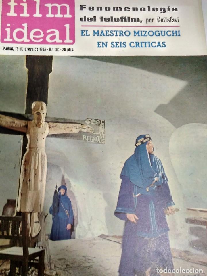 Cine: 23 REVISTAS FILM IDEAL, AÑO 1965 (falta último número) - Foto 2 - 98061883
