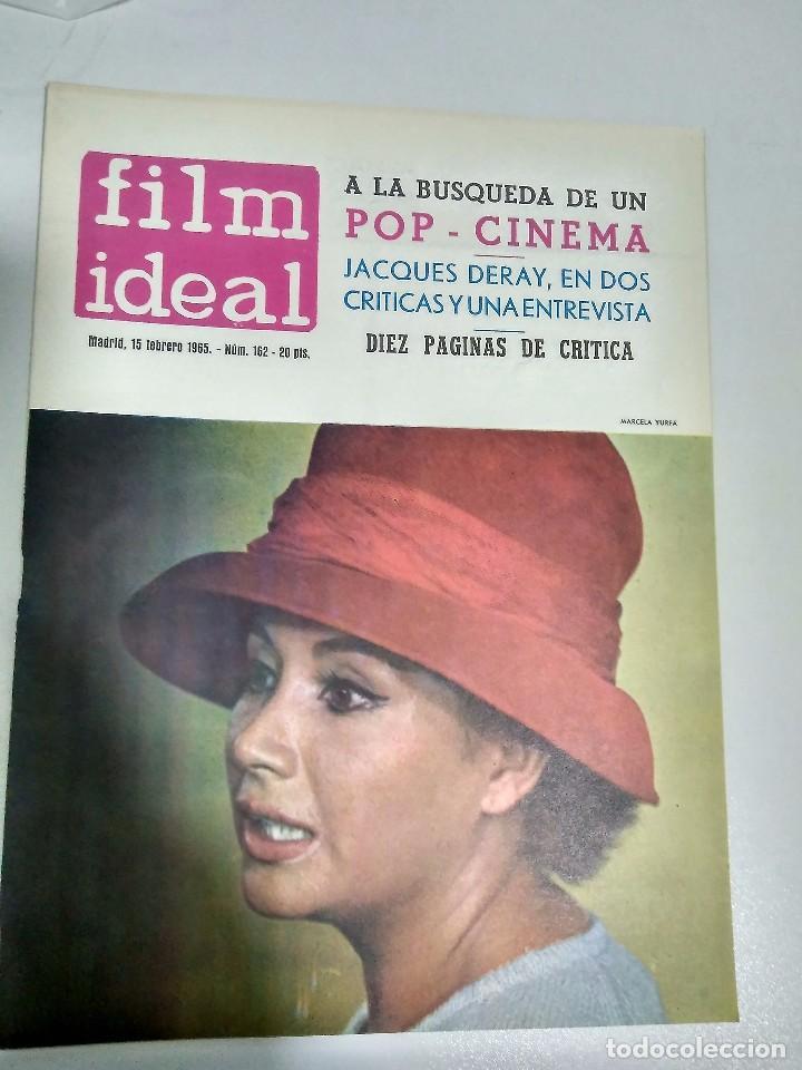 Cine: 23 REVISTAS FILM IDEAL, AÑO 1965 (falta último número) - Foto 4 - 98061883