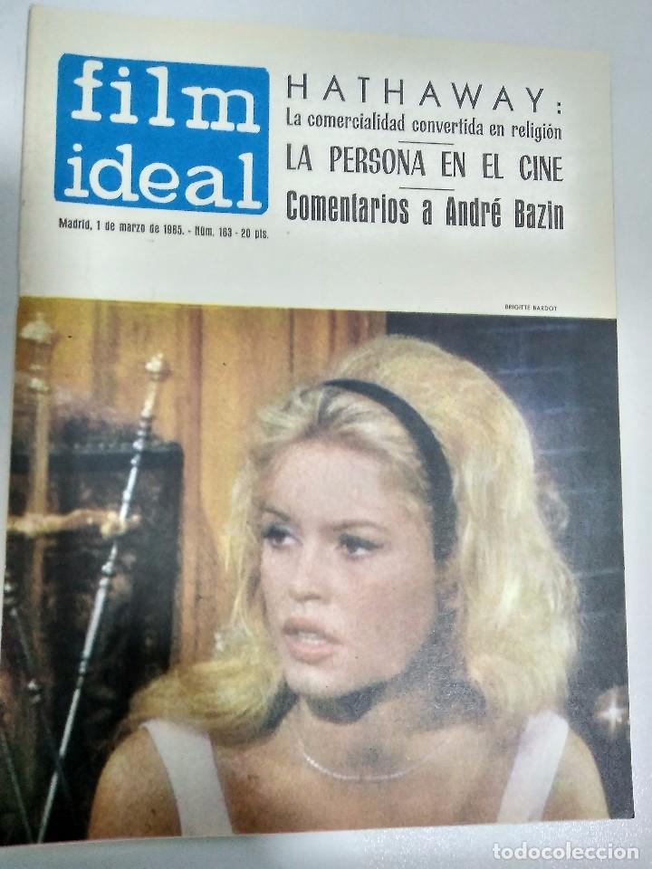 Cine: 23 REVISTAS FILM IDEAL, AÑO 1965 (falta último número) - Foto 5 - 98061883