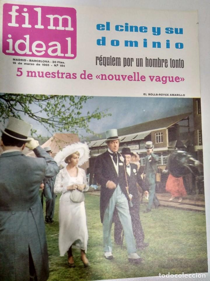 Cine: 23 REVISTAS FILM IDEAL, AÑO 1965 (falta último número) - Foto 6 - 98061883