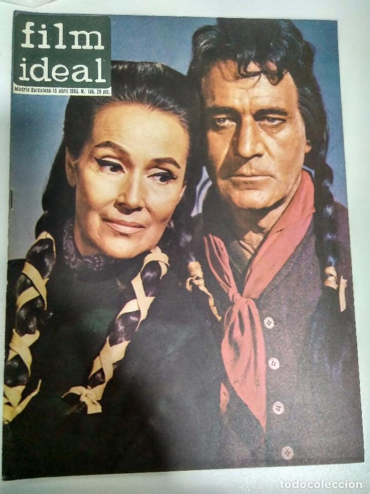 Cine: 23 REVISTAS FILM IDEAL, AÑO 1965 (falta último número) - Foto 8 - 98061883
