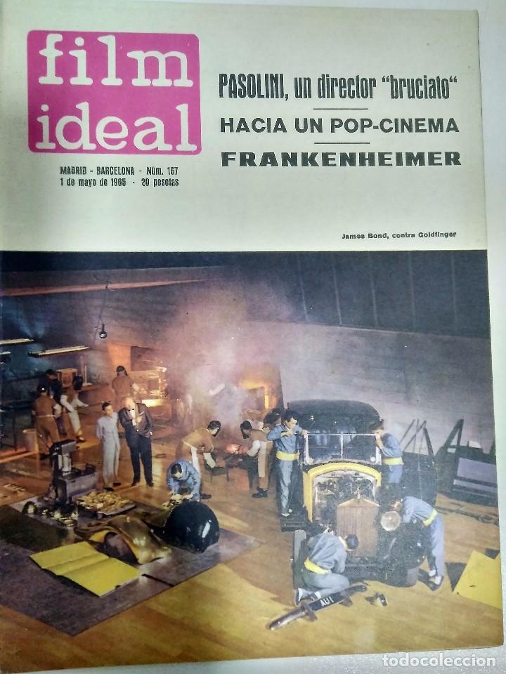 Cine: 23 REVISTAS FILM IDEAL, AÑO 1965 (falta último número) - Foto 9 - 98061883