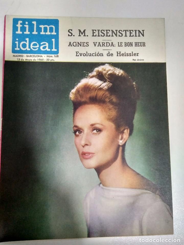 Cine: 23 REVISTAS FILM IDEAL, AÑO 1965 (falta último número) - Foto 10 - 98061883
