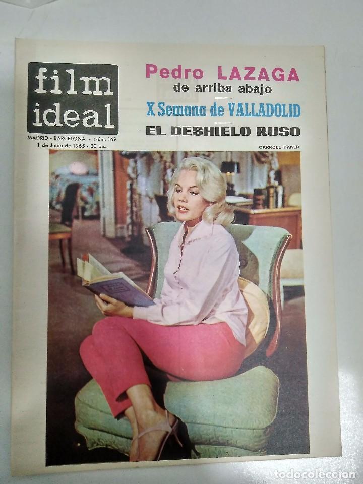 Cine: 23 REVISTAS FILM IDEAL, AÑO 1965 (falta último número) - Foto 11 - 98061883