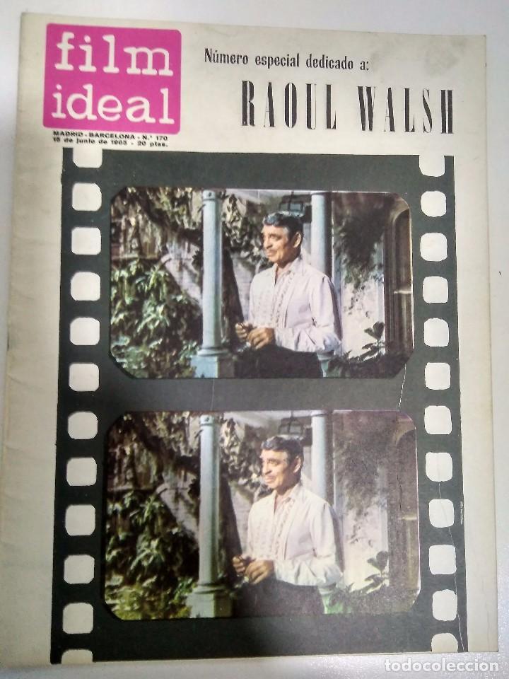 Cine: 23 REVISTAS FILM IDEAL, AÑO 1965 (falta último número) - Foto 12 - 98061883