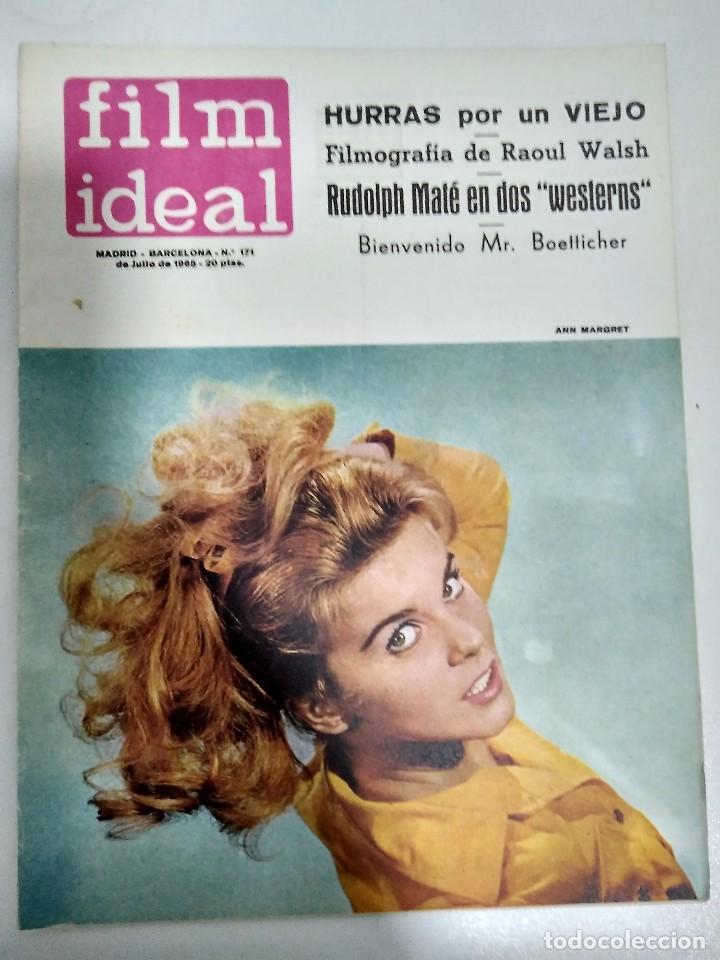 Cine: 23 REVISTAS FILM IDEAL, AÑO 1965 (falta último número) - Foto 13 - 98061883