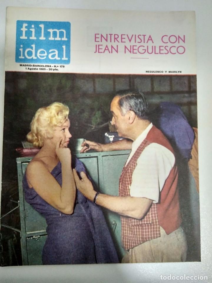 Cine: 23 REVISTAS FILM IDEAL, AÑO 1965 (falta último número) - Foto 15 - 98061883