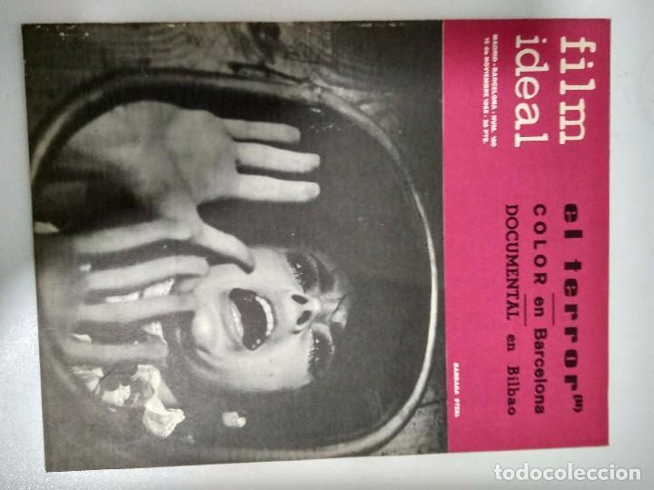Cine: 23 REVISTAS FILM IDEAL, AÑO 1965 (falta último número) - Foto 22 - 98061883