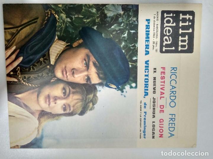 Cine: 23 REVISTAS FILM IDEAL, AÑO 1965 (falta último número) - Foto 23 - 98061883