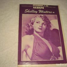 Cine: FOTOGRAMAS N° 42 . SHELLEY WINTERS 1. Lote 98134231
