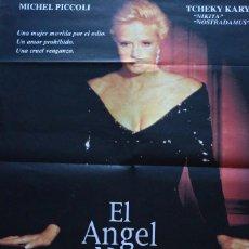 Cine: SYLVIE VARTAN - EL ANGEL NEGRO. Lote 98140487